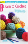 Leisure Arts LA-75491 Leisure Arts-Learn To Crochet