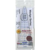 Circle Wedge-18 Degrees 23cm Long W/2.5cm Measuring