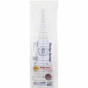 Circle Wedge-15 Degrees 36cm Long W/2.5cm Measuring