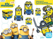 Perler Beads 80-54173 Minions Perler Activity Kit, Large, Yellow