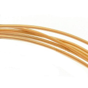 14K Gold Filled Wire 22 Gauge Round Half Hard 1.5m