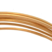 14K Gold Filled Wire 20 Gauge Round Dead Soft 1.5m