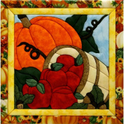 Harvest Quilt Magic Kit-30cm x 30cm