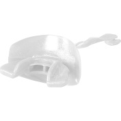 Vettex Youth Football Mouthguard, White