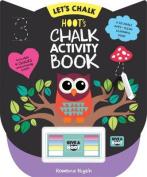 Hoot's Chalk Activity Book