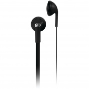 Ecko Unlimited EKU-DME-BK DOME Earbuds with Microphone, Black