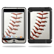 Mightyskins Protective Vinyl Skin Decal Cover for LifeProof iPad Mini Case nuud wrap sticker skins Baseball