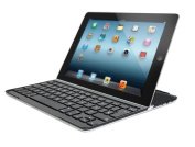 Logitech Spanish / English Ultrathin Keyboard Cover Black for iPad 2 and iPad (3rd/4th generation)