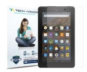 Tech Armour Amazon Kindle Fire 18cm (2015 Release) (Original & Kids Edition) Premium HD Clear Screen Protector [3-Pack] Lifetime Warranty