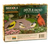 Birdola Deck and Patio Seed Cake