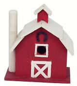 Songbird Essentials Vermont Dairy Barn Birdhouse SE918
