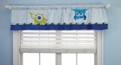 Disney Baby - Monsters, Inc. Window Valance - 150cm L x 36cm W