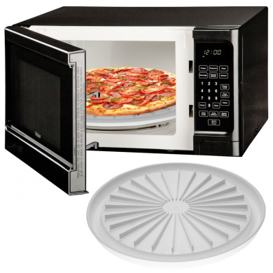 Microwave pizza plate cook bacon sausage meat dishwasher safe microwave pizza plate cook bacon sausage meat dishwasher safe round pan tray ccuart Choice Image