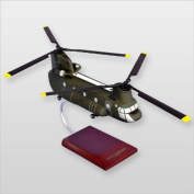Mastercraft Collection MCCH47DW Ch-47D Chinook 1-48 Desktop Wood Model