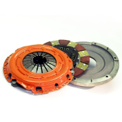 Centerforce DF037672 Dual Friction Clutch Pressure Plate and Disc with Flywheel