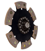 ACT (Advanced Clutch) 6240306 Sprung Race 6 Pad Disc Clutch Plate