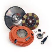 Centerforce DF834749 Dual Friction Clutch Pressure Plate And Disc Set