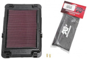 K & N HA-4099-T Honda POWERLID High Performance Replacement Air Filter