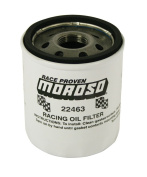 Moroso 22463 22Mm Thread Oil Filter For Gm Ls/Ford 4.6/5.4 Engines
