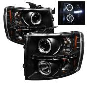 Spyder Auto 5009494 Halo LED Projector Headlights
