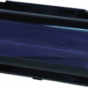 Water-Resistant Radio Shield in Black