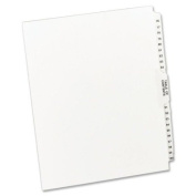 AVE11397 - Avery Avery-Style Legal Side Tab Divider