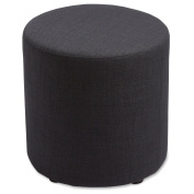 Lorell Fabric Cylinder Chair -