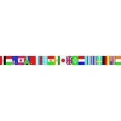 Spotlight Border International Flags