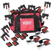 Bessey PRO Flooring Kit, Red/Black
