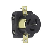 P & S CS8269 California Standard Receptacle, 3-Wire, 50A 250V