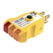 Ideal 61-501 Gfci Receptacle Tester
