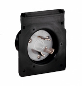 Marinco 301CRMB Replacement Interior Fits 30A Standard Non-Metallic Inlets Manufactured Prior to 1/1/91