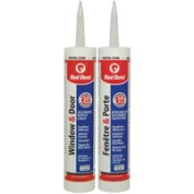 Red Devil 00135CA Silicone Acrylic Sealant Ultra Clear, 300ml