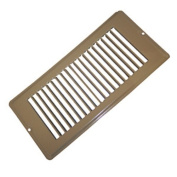 AP PRODUCTS 013634 4 X 10 FACE PLATE - BROWN