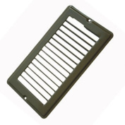 AP PRODUCTS 013632 4 X 8 FACE PLATE - BROWN
