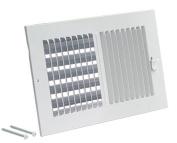 EZ-FLO 61613 Two-Way Sidewall/Ceiling Register
