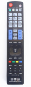 LG AGF76692608 Universal Remote Control for All LG BRAND TV, Smart TV - 1 Year Warranty