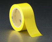 3M Vinyl Tape, Yellow, 5.1cm -by-36-Yard