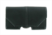 OEM Verizon Univeral Leather Phone Pouch with Belt Clip