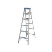 1.8m Aluminium Step Ladder with 140kg. Load Capacity Type IA