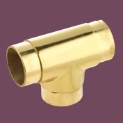 Tubing Connectors Pol Brass Railing Connector T Connector Fit 2
