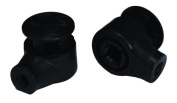 Jr Products Gas End Fittings With Snap On Cap EF-PS130