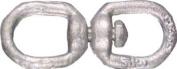 NATIONAL MFG/SPECTRUM BRANDS HHI 0.5cm . Galvanised Swivel Open Link