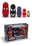 Nesting Dolls - Marvel - Spiderman New Toys 1417