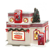 Department 56 Snow Village Memory Lane Big Chill Supply & Service