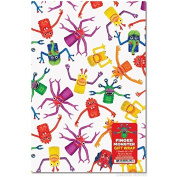 Finger Monster Gift Wrap by Accoutrements - 12351