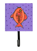 Fish Leash Holder or Key Hook