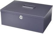 NIB MINTCRAFT TS814-3L CASH BOX W/KEY 11.54X7.8X4.33 AUTH DEALER
