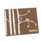 Personalised Birch Trees Guest Book