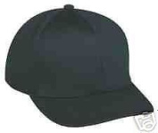 New Outdoor Cap Model UC-300CB Umpire Combo Cap Black Medium/Large